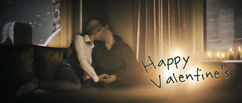 Игровые компании отметили День всех влюбленных | Канобу - Изображение 3