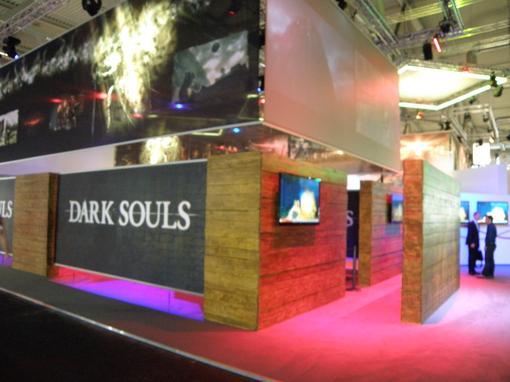 GamesCom 2011. Впечатления. Dark Souls | Канобу - Изображение 1