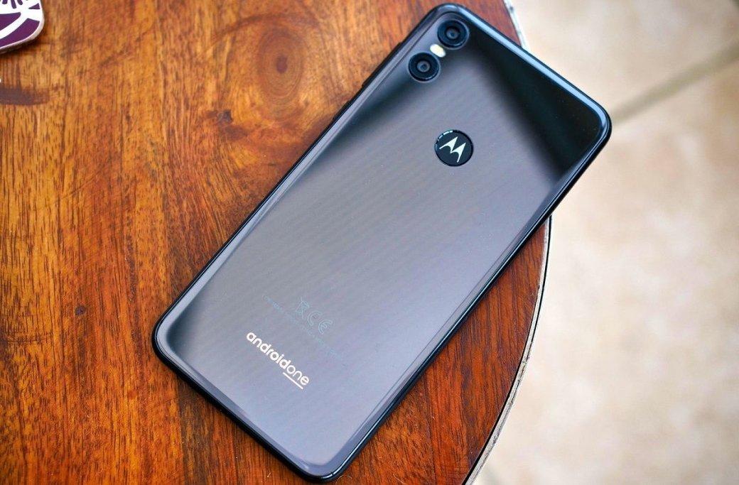 Motorola One Vision напервых рендерах: «дыра» вэкране, «чистый» Android икамера на48Мп | Канобу - Изображение 950