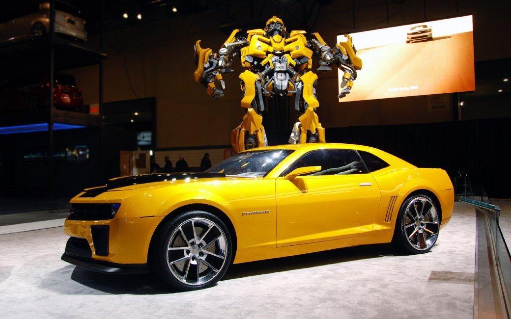 Бамблби ижелтый Camaro: зачто компании Chevrolet стоит поблагодарить «Трансформеров» Майкла Бэя | Канобу - Изображение 315