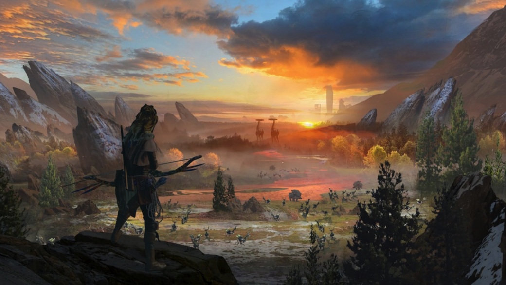 Гид путешественника помиру Horizon: Zero Dawn | Канобу