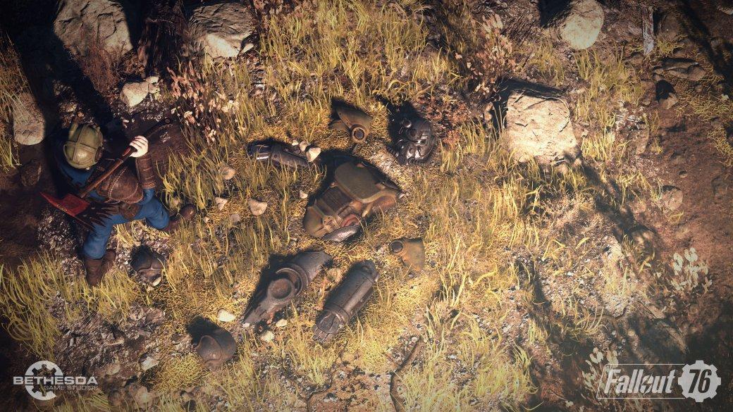 Fallout 76 изначально была мультиплеером Fallout 4. Подробности игры издокументалки оеесоздании | Канобу - Изображение 9715