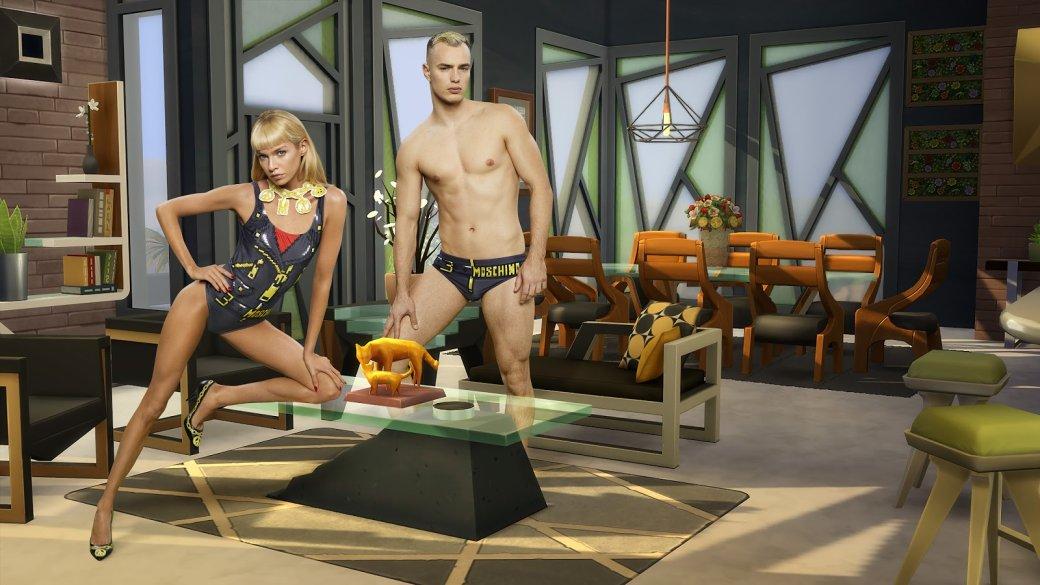 Итальянский бренд показал новую коллекцию одежды в стиле The Sims. Выглядит безумно странно!   Канобу - Изображение 1753
