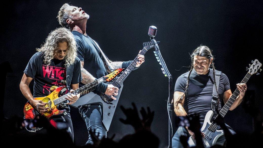 Дарим билеты наконцерт Metallica вМоскве 21июля замем | Канобу - Изображение 0