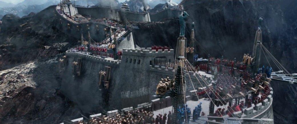 Рецензия на «Великую стену» с Мэттом Дэймоном | Канобу - Изображение 2