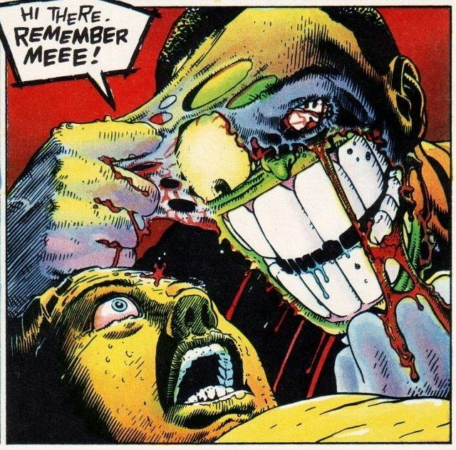 Почему вам стоит прочитать комикс «Маска»: от маньяка к Джиму Керри | Канобу - Изображение 8032