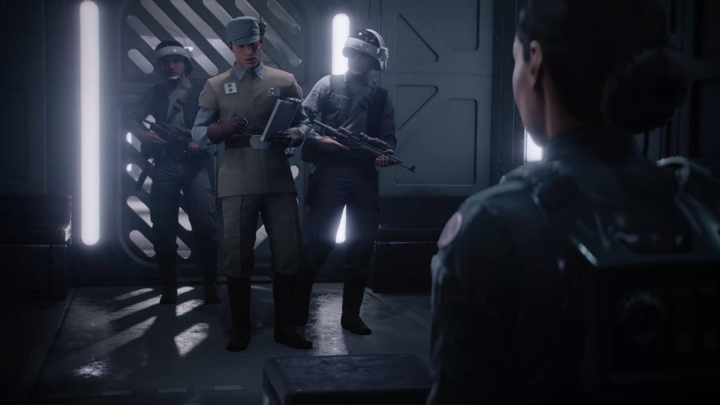 Осюжете Star Wars Battlefront IIиважных героях, которых показали вигре | Канобу - Изображение 9718