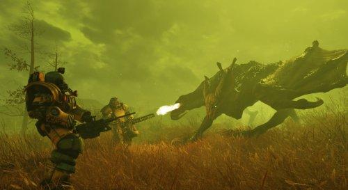 Новый патч для Fallout 76 не особо помог игре. И добавил новые баги!