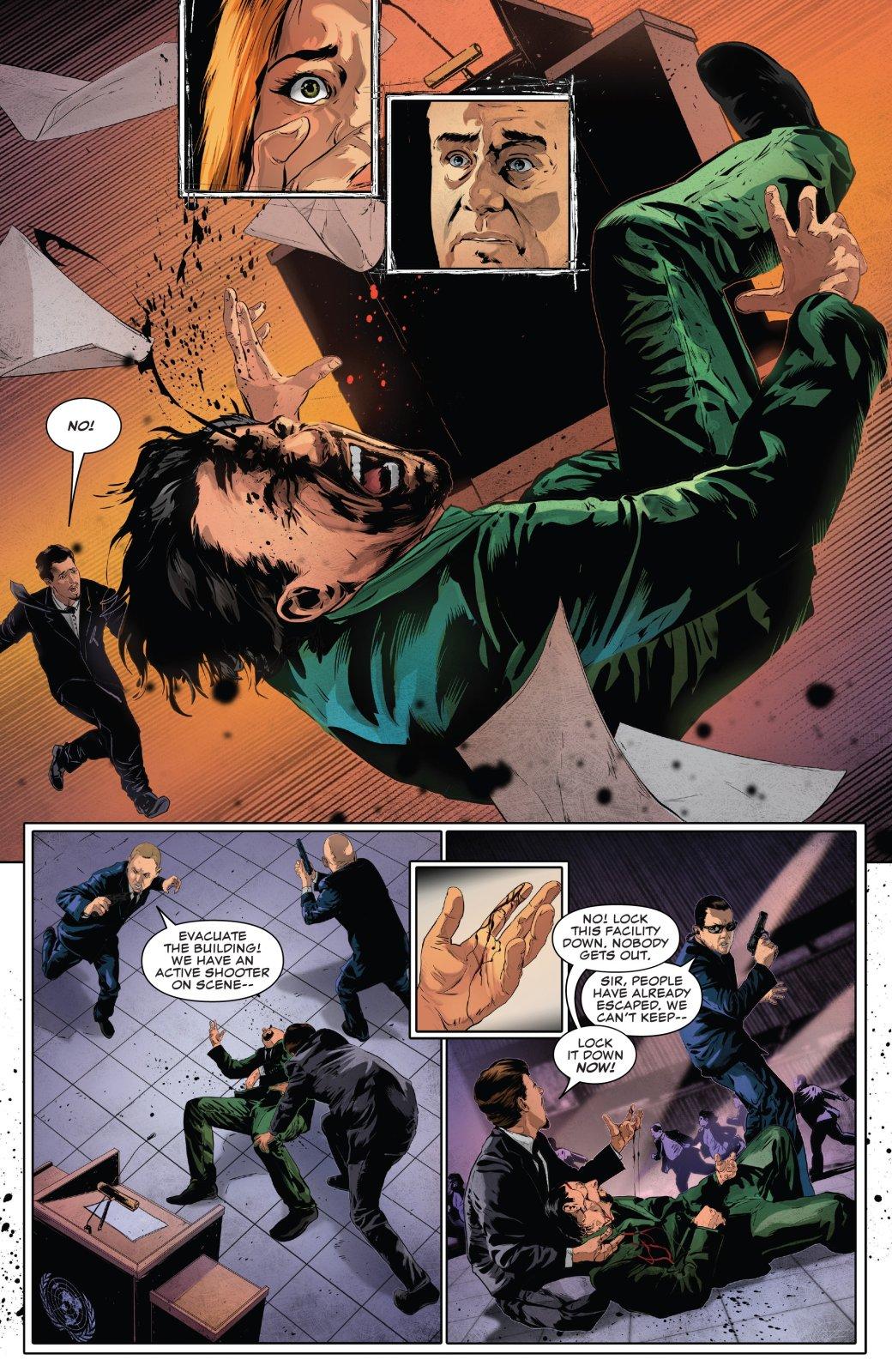 Вновом комиксе Каратель убил одного изглавных врагов Железного человека | Канобу - Изображение 6128