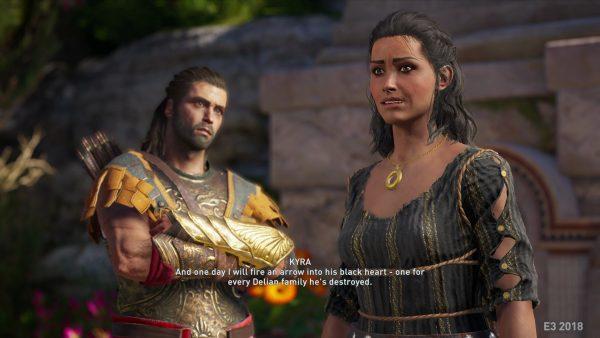 Утечки неостановить! ВСети появились первые скриншоты Assassin's Creed Odyssey | Канобу - Изображение 10676