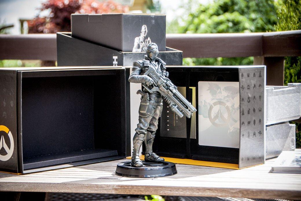 Распаковка коллекционного издания Overwatch | Канобу - Изображение 9