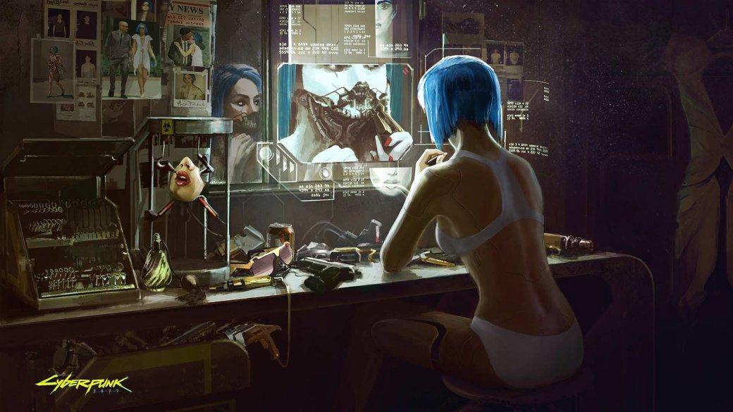 Разработчик Cyberpunk 2077 рассказал, какие темы затронет игра ичего ждать отеесюжета | Канобу - Изображение 8699
