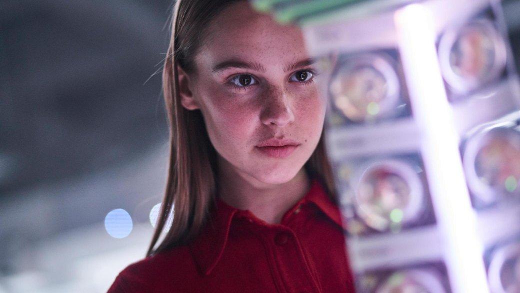 Кому верить: матери-роботу или человеку-незнакомке? Трейлер фильма «Дитя робота»   Канобу - Изображение 0