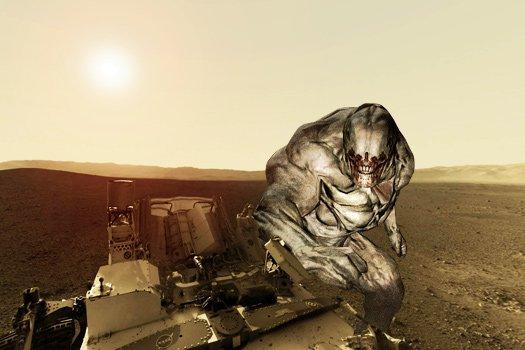 Сны марсохода: что увидел Curiosity Rover на красной планете | Канобу - Изображение 3