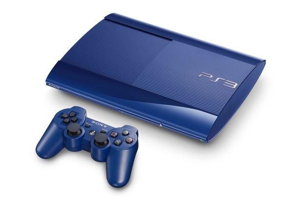 Sony выпускает синюю версию PS3 эксклюзивно для GameStop | Канобу - Изображение 3220