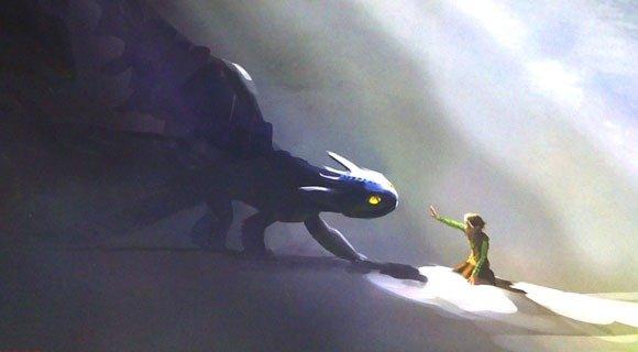 Как приручить дракона 2: лучше, чем Pixar | Канобу