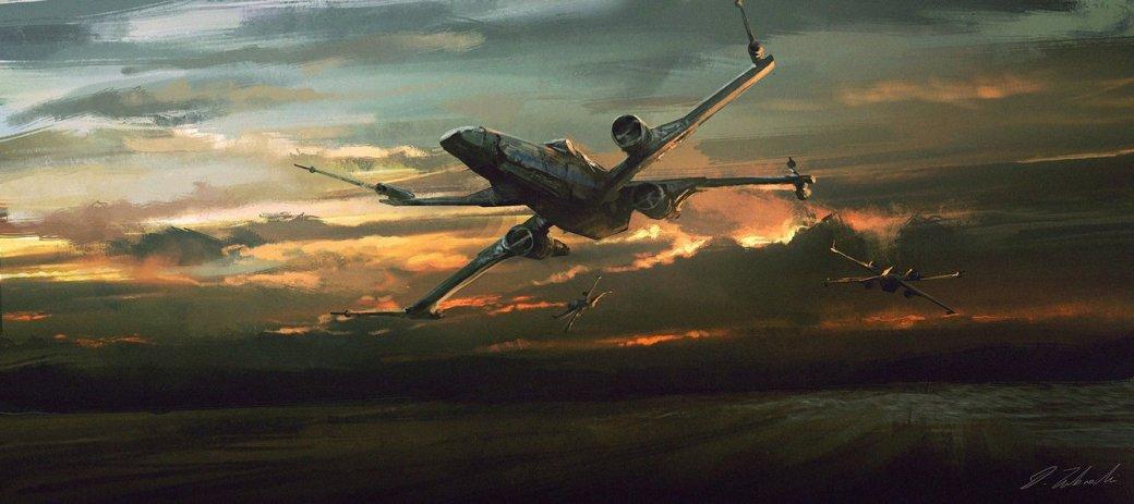 Рецензия Трофимова на «Звездные войны: Пробуждение Силы» | Канобу - Изображение 4