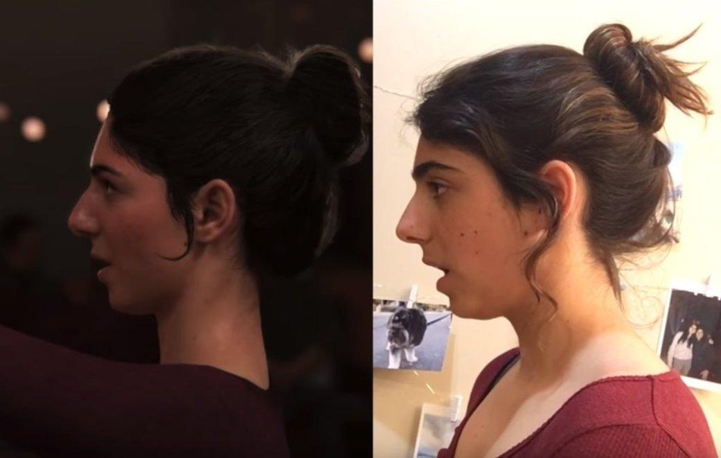Студентка, подарившая лицо Дине из The Last of Us Part 2, иронично отнеслась к критике ее внешности | Канобу - Изображение 1