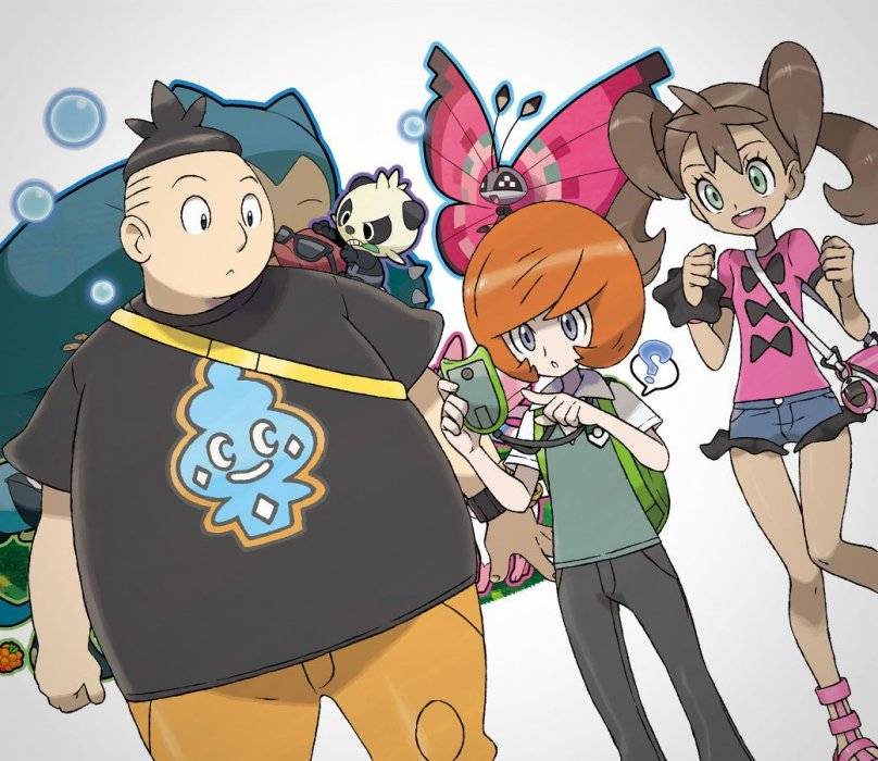 Обзор Pokemon X & Y - рецензия на игру Pokemon X & Y   Рецензии   Канобу