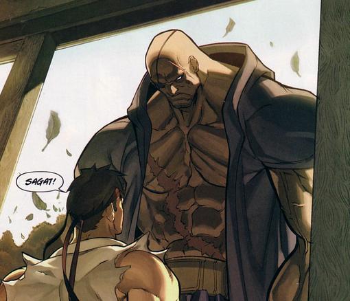 Комиксы: Street Fighter | Канобу - Изображение 4