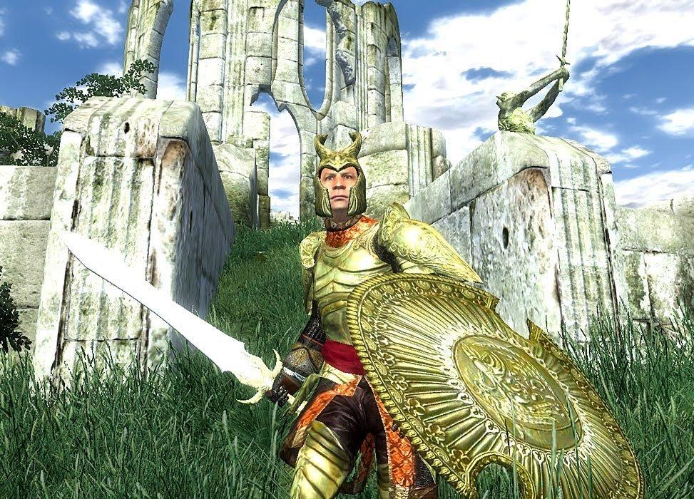 Почему разрабатывается ремастер Skyrim, а не Oblivion? | Канобу - Изображение 4343