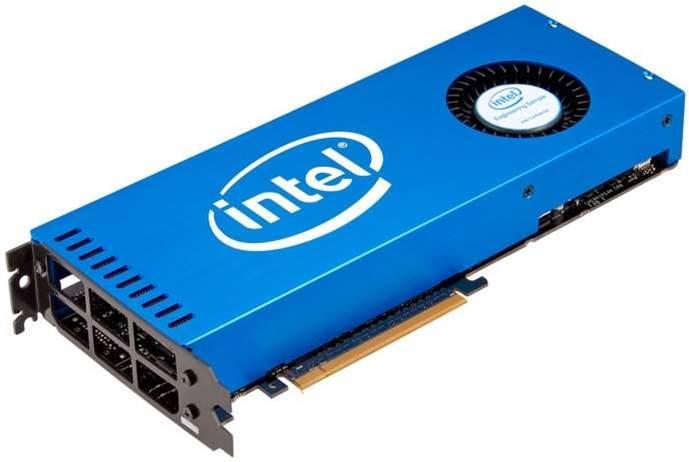 СМИ: Intel хочет ворваться на рынок игровых видеокарт и подвинуть Nvidia и AMD. - Изображение 1