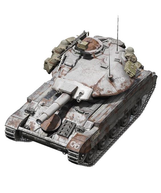 Разбираем World of Tanks Mercenaries. - Изображение 4