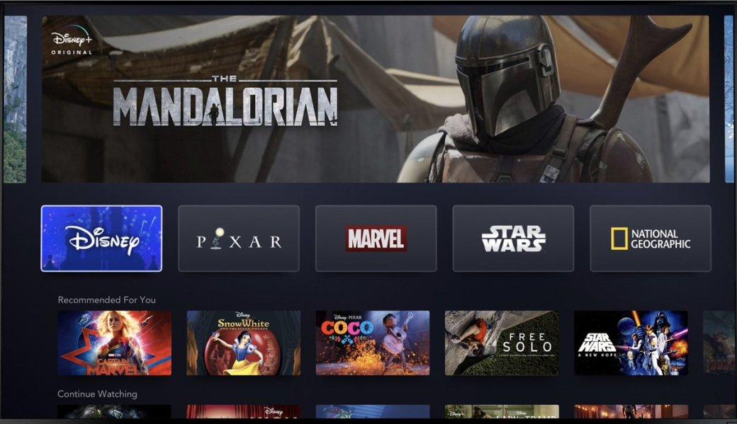Disney запускает онлайн-кинотеатр Disney+ вноябре. Трепещи, Netflix! | Канобу - Изображение 6180