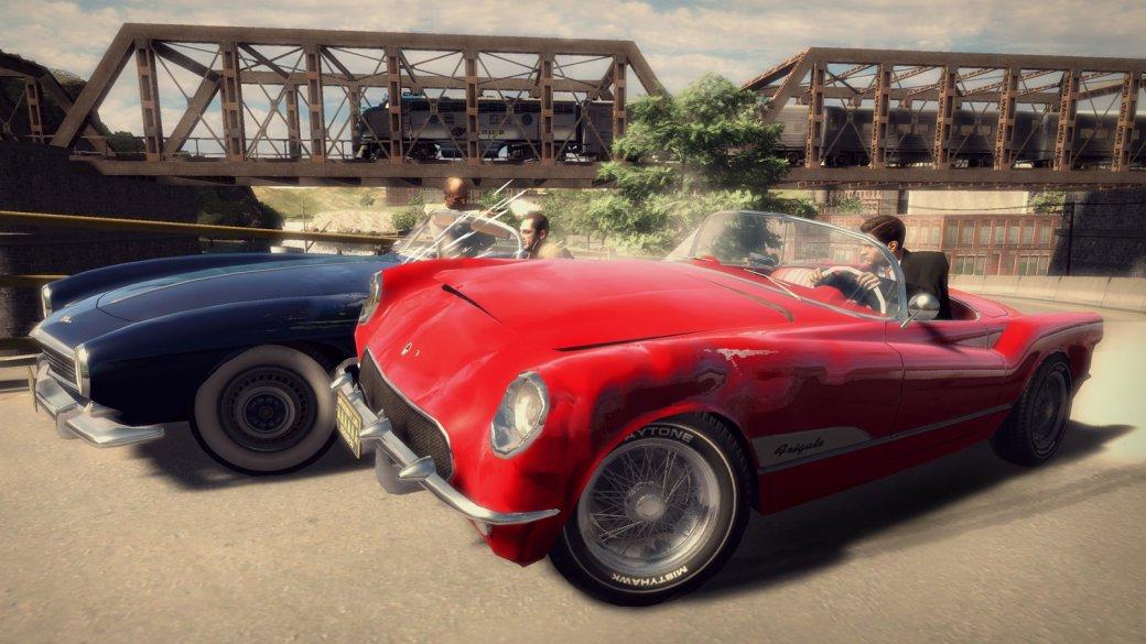 Гифка дня: лучший способ угона автомобиля на примере Mafia 2 | Канобу - Изображение 847