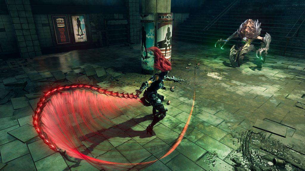 Мнения критиков о Darksiders III разошлись: «Она похожа на игру прошлого поколения» | Канобу - Изображение 2