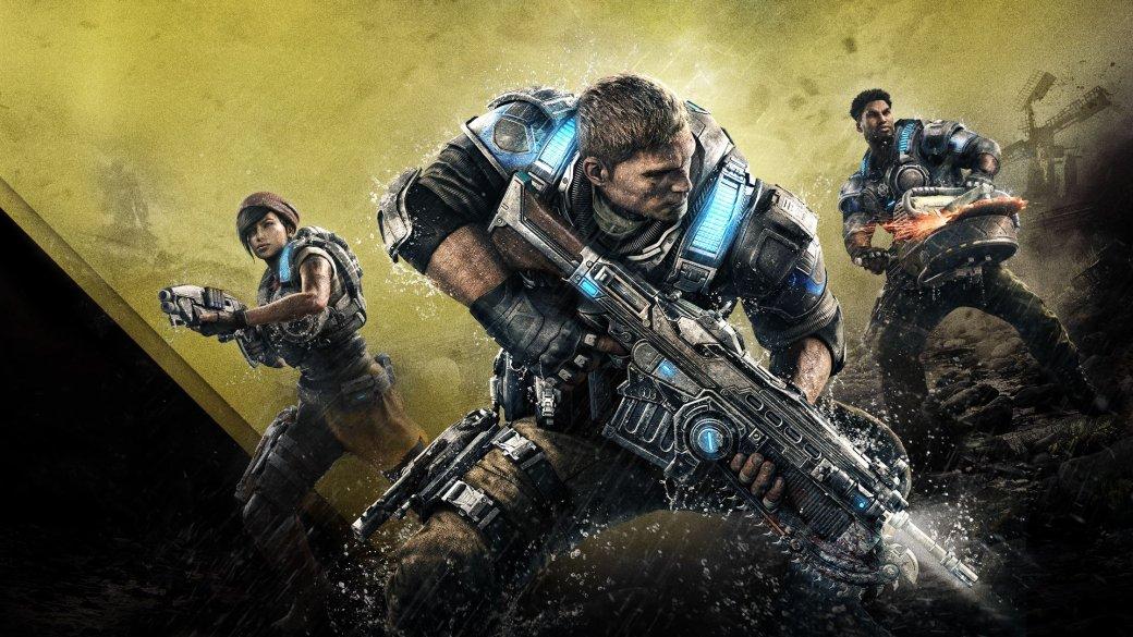 Обзор Gears of War 4 - рецензия на игру Gears of War 4 | Рецензии | Канобу