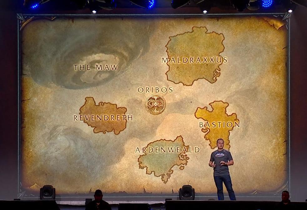 BlizzCon 2019: Blizzard показала новое дополнение для World of Warcraft — Shadowlands   Канобу - Изображение 1747