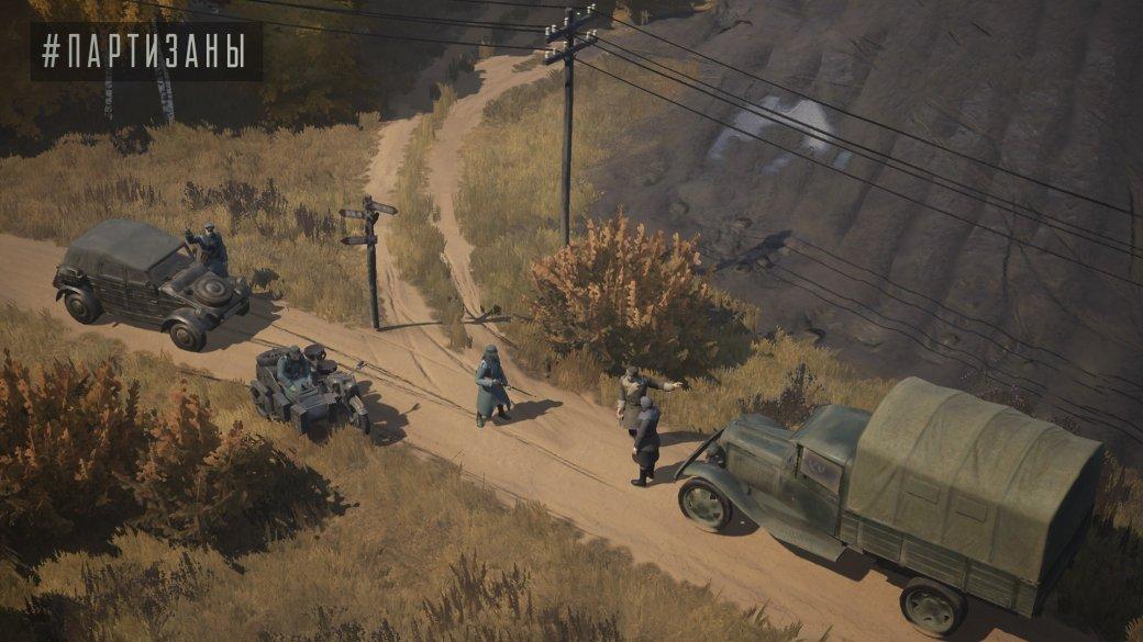 Тактическая игра про партизан Великой Отечественной войны Partisans выйдет весной 2019 года. - Изображение 4