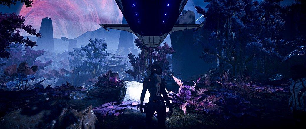 20 изумительных скриншотов Mass Effect: Andromeda | Канобу - Изображение 7