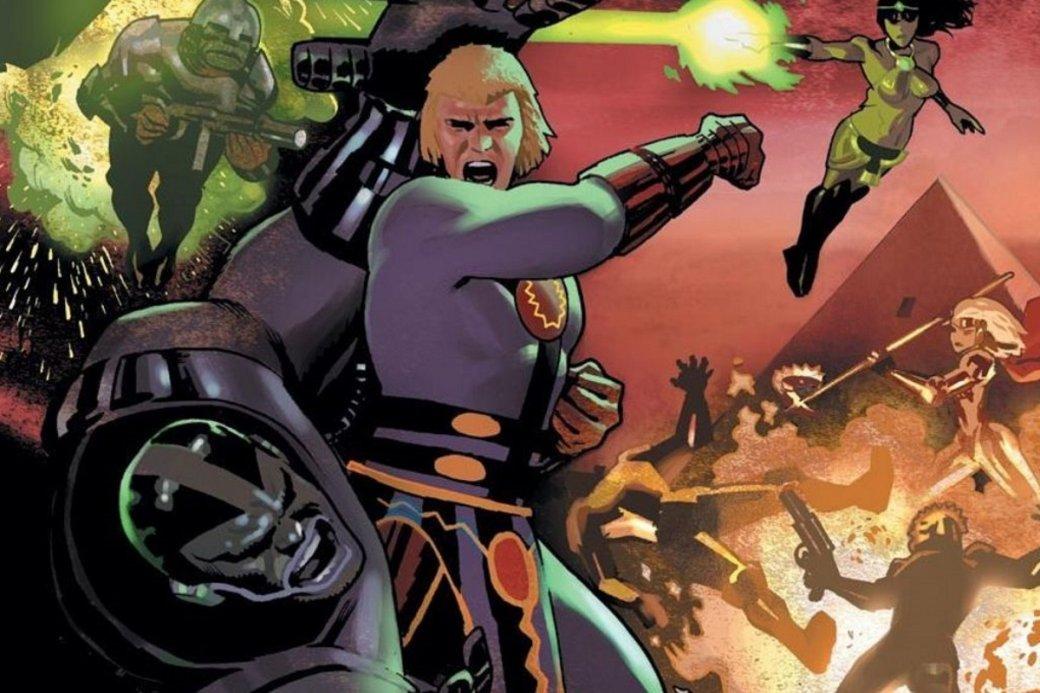 Звезда «Игры престолов» вфильме Marvel иЗимний солдат против зомби. Что Disney показал наD23 | Канобу