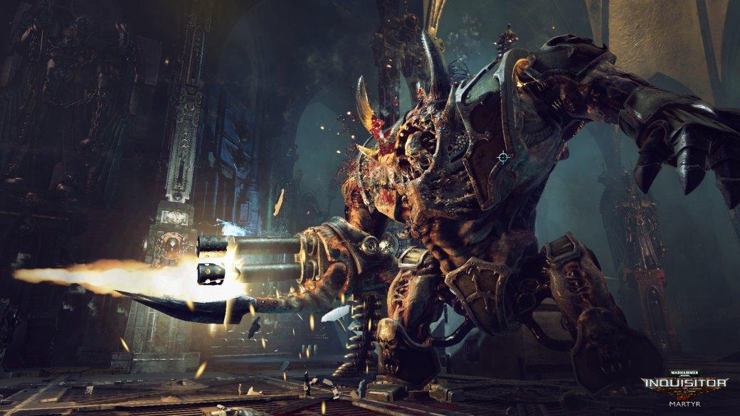 Релиз Warhammer 40K: Inquisitor – Martyr на консолях снова откладывается  | Канобу - Изображение 1