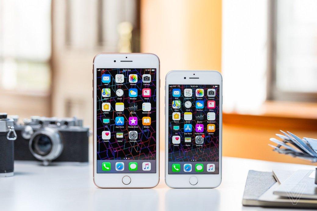 Обзор отзывов прессы оiPhone8 и 8 Plus: неоднозначные | Канобу - Изображение 1