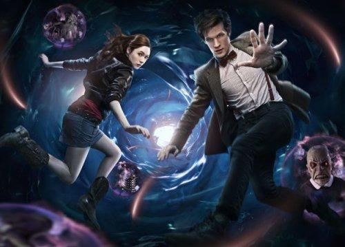 Топ 5 самых любимых эпизодов Доктора