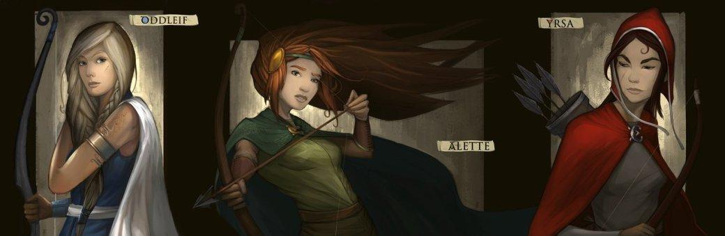 Рецензия на The Banner Saga 2