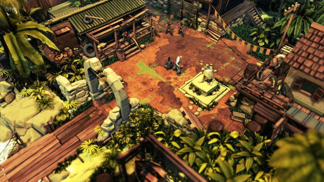 ИгроМир 2018. Jagged Alliance: Rage— неплохая игра, которую очень плохо анонсировали   Канобу - Изображение 0