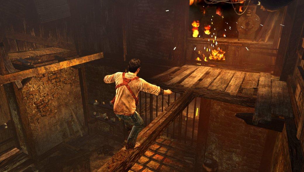 Рецензия на Uncharted: Golden Abyss   Канобу - Изображение 2