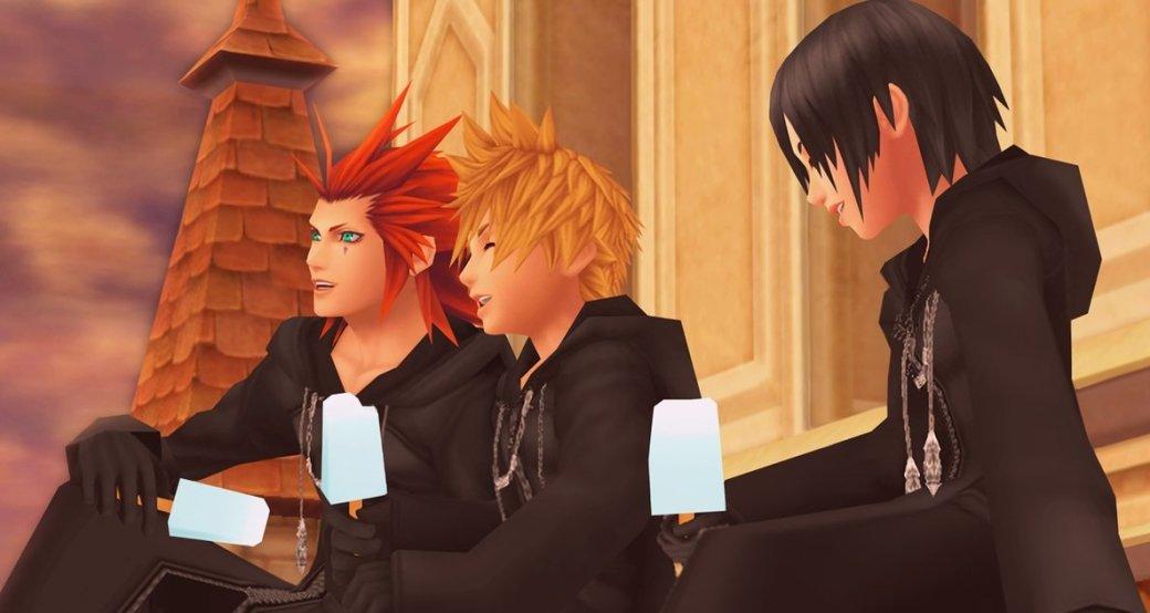 Серия игр Kingdom Hearts - полный пересказ сюжета всех частей Kingdom Hearts | Канобу - Изображение 19