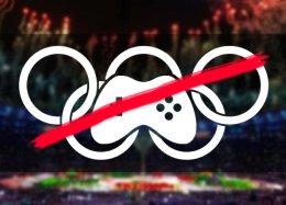 МОК решил, что включать киберспорт на Олимпийские игры преждевременно