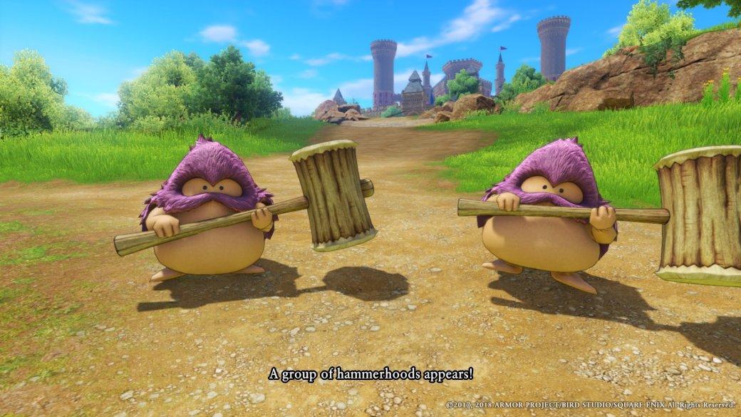50 невероятно красочных скриншотов Dragon Quest XI | Канобу - Изображение 11551
