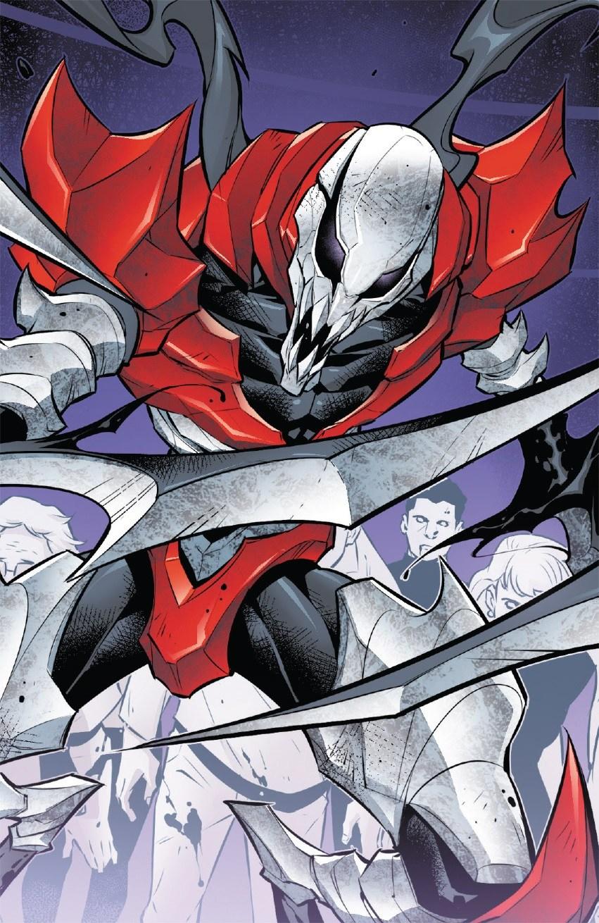 История Карнажа— самого безумного врага Человека-паука | Канобу - Изображение 10