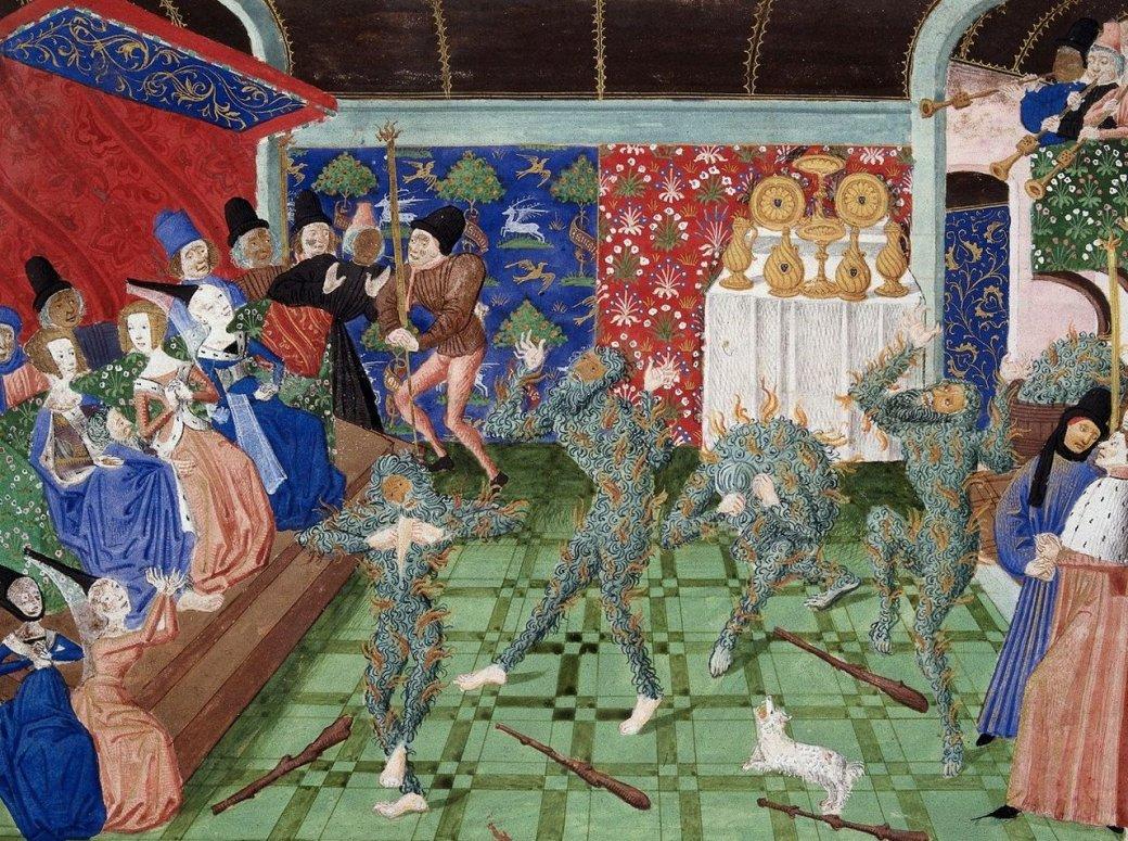 5 жестоких и безумных правителей Средневековья. - Изображение 9