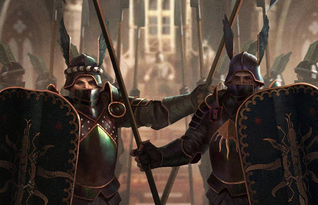«Тактика,захват ибессилие врагов». Гайд нанового лидера Нильфгаарда вGwent | Канобу