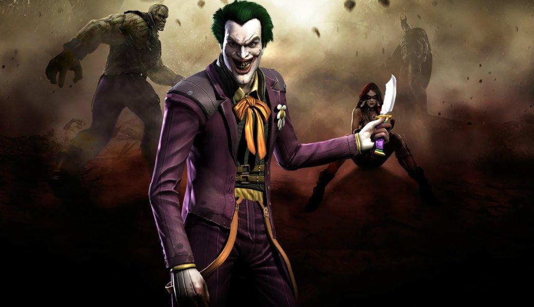 Лучшие воплощения Джокера ввидеоиграх. Нетолько Arkham иLego! | Канобу - Изображение 3356