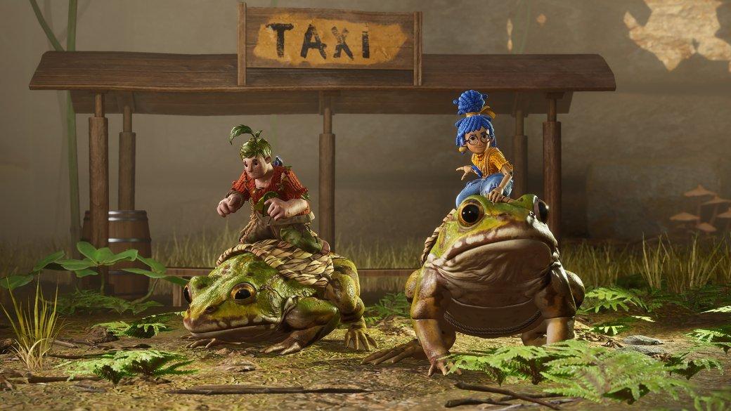 Обзор It Takes Two (2021), новая игра Юсефа Фареса, лучшая кооперативная игра | Канобу - Изображение 488