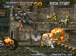 Спец. Эволюция жанра: run 'n gun platformers   Канобу - Изображение 12